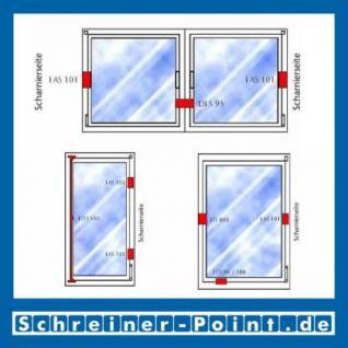 ABUS FAS 101 Fenster-Bandseitensicherung weiß, 244902, 244919, EAN 4003318244902, 4003318244919 - Vorschau 4