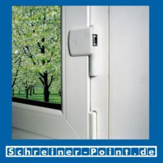ABUS FAS 101 Fenster-Bandseitensicherung weiß, 244902, 244919, EAN 4003318244902, 4003318244919 - Vorschau 2