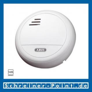 ABUS RM10 VdS Stand-Alone-Rauchmelder, Rauchwarnmelder reinweiß, 510243, EAN 4003318510243