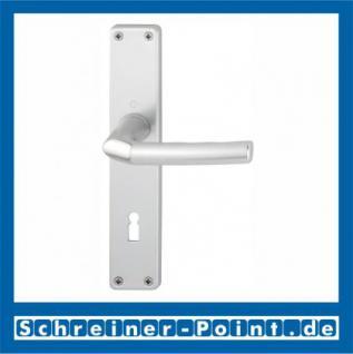 Hoppe Birmingham Aluminium Langschildgarnitur F1 Natur 1117/202SP, 2533847, 2533978, 2534014, 2534006, 3102571, 3102627, 2534014, 2534006 - Vorschau 1