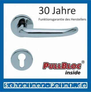 Scoop Dragon PullBloc Rundrosettengarnitur, Rosette Edelstahl poliert - Vorschau 2