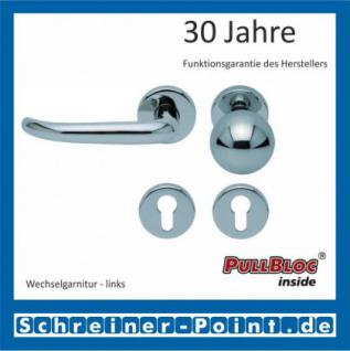 Scoop Dragon PullBloc Rundrosettengarnitur, Rosette Edelstahl poliert - Vorschau 5