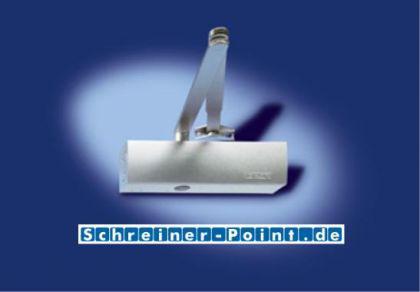 TS 2000V - Obertürschließer mit Scherengestänge GEZE TS 2000V