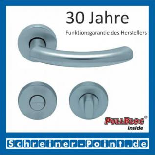 Scoop Golf PullBloc Rundrosettengarnitur, Rosette Edelstahl matt - Vorschau 3