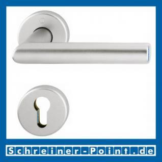 Hoppe Amsterdam Aluminium Rosettengarnitur F1 Natur 1400/42KV/42KVS, 3389293, 1773603, 3389314, 1773654, 3389322, 1773671, 3390454 - Vorschau 2