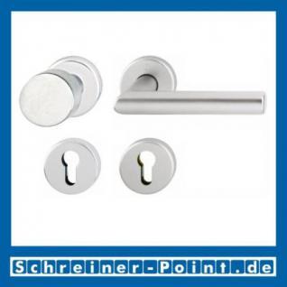 Hoppe Amsterdam Aluminium Rosettengarnitur F1 Natur 1400/42KV/42KVS, 3389293, 1773603, 3389314, 1773654, 3389322, 1773671, 3390454 - Vorschau 4
