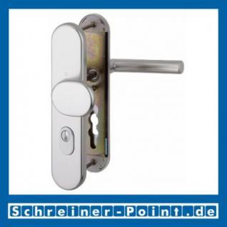 Schutzbeschlag Hoppe Amsterdam Aluminium F1 Natur 86G/3332ZA/3330/1400 ES2 (SK3), 3349064, 3349144