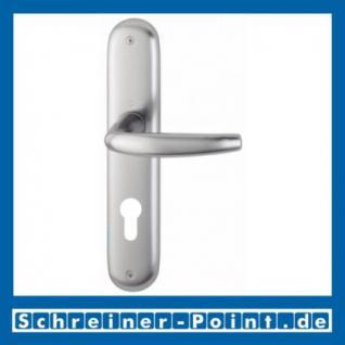 Hoppe Atlanta Aluminium Langschildgarnitur F1 Natur 1530/273P, 2791571, 2320884, 2791598, 2791619, 2409547, 2791926 - Vorschau 2