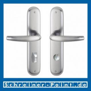 Hoppe Atlanta Aluminium Langschildgarnitur F1 Natur 1530/273P, 2791571, 2320884, 2791598, 2791619, 2409547, 2791926 - Vorschau 3
