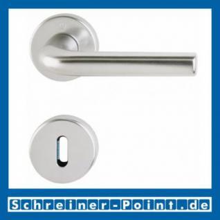 Hoppe Bonn Aluminium Rosettengarnitur F1 Natur 150/42KV/42KVS, 3386877, 3386885, 3386893, 3386931