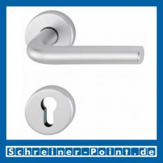 Hoppe Bonn Aluminium Rosettengarnitur F1 Natur 150/42KV/42KVS, 3386877, 3386885, 3386893, 3386931 - Vorschau 2