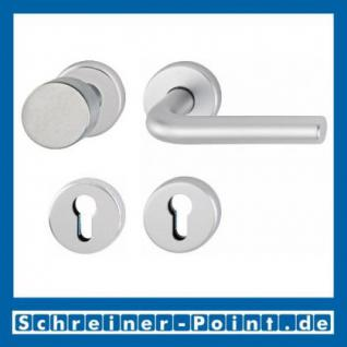 Hoppe Bonn Aluminium Rosettengarnitur F1 Natur 150/42KV/42KVS, 3386877, 3386885, 3386893, 3386931 - Vorschau 4