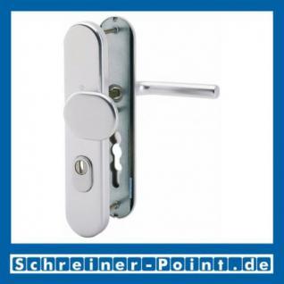 Schutzbeschlag Hoppe Bonn Aluminium F1 Natur 86G/3332ZA/3330/150 ES1 (SK2), 3362103, 3362277