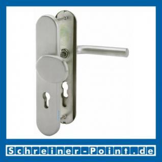 Schutzbeschlag Hoppe Bonn F69 Edelstahl E86G/3331/3330/150Z ES1 (SK2), 3328386, 3328360 - Vorschau 1