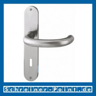 Hoppe Göteborg Edelstahl Langschildgarnitur F69 E1410Z/302, 2821048, 3097899, 2821523, 2821101, 3097901, 2821540 - Vorschau
