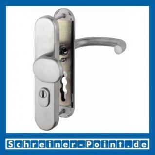 Schutzbeschlag Hoppe Göteborg ZA F69 Edelstahl E86G/3332ZA/3330/1410Z ES1 (SK2), 3329012, 3328984 - Vorschau 1