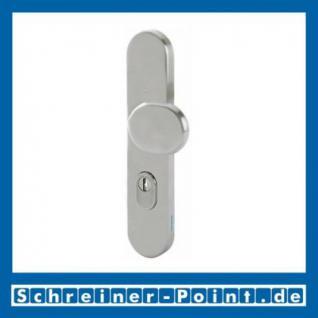 Hoppe Edelstahl Knopfschild E86G/3332ZA ES1 (SK2) (Knopfschild für Kombi-Schutz) 3332300, 3332246 - Vorschau 1