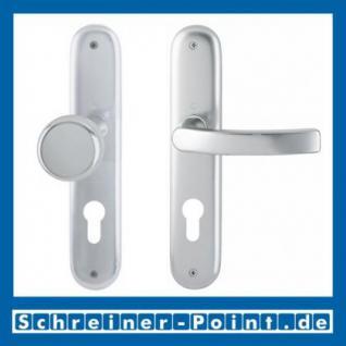 Hoppe Luxembourg Aluminium Langschildgarnitur F1 Natur 199/273P, 2962019, 2962043, 2962060, 2806551 - Vorschau 4