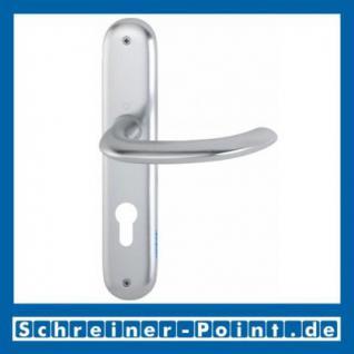 Hoppe Marseille Aluminium Langschildgarnitur F1 Natur 1138/273P, 2784718, 2768128, 2784857, 2785542, 2768144, 2785761 - Vorschau 2