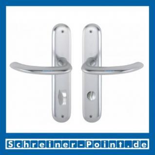 Hoppe Marseille Aluminium Langschildgarnitur F1 Natur 1138/273P, 2784718, 2768128, 2784857, 2785542, 2768144, 2785761 - Vorschau 3
