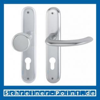 Hoppe Marseille Aluminium Langschildgarnitur F1 Natur 1138/273P, 2784718, 2768128, 2784857, 2785542, 2768144, 2785761 - Vorschau 4
