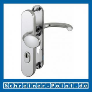 Schutzbeschlag Hoppe Marseille Aluminium F1 Natur 76G/3332ZA/3440/1138 ES1 (SK2), 3283237, 2673559, 3222469 - Vorschau 1