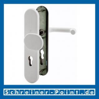 Schutzbeschlag Hoppe Paris Aluminium F9016 verkehrsweiß 86G/3331/3330/138 ES1 (SK2), 3364467, 6938146, 3345872, 6938237 - Vorschau 1