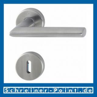 Hoppe Stockholm Edelstahl Rosettengarnitur F69 E1140Z/42KV/42KVS, 3042652, 3042679, 3042695, 3042716