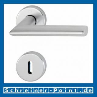 Hoppe Stockholm Aluminium Rosettengarnitur F1 Natur 1140/42KV/42KVS, 2782712, 2768291, 2783070, 2783205, 2768304, 2784101 - Vorschau 1