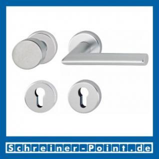 Hoppe Stockholm Aluminium Rosettengarnitur F1 Natur 1140/42KV/42KVS, 2782712, 2768291, 2783070, 2783205, 2768304, 2784101 - Vorschau 4