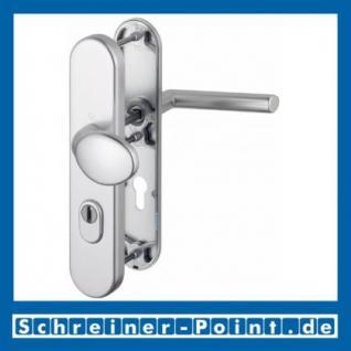 Schutzbeschlag Hoppe Stockholm Aluminium F1 Natur 76G/3332ZA/3440/1140 ES1 (SK2), 3345670, 3345661 - Vorschau 1