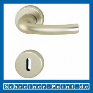 Hoppe Tokyo Aluminium Rosettengarnitur F2 Neusilber 1710/42KV/42KVS, 2805574, 8185290, 2805620, 2805654, 8184665, 2805671 - Vorschau 1