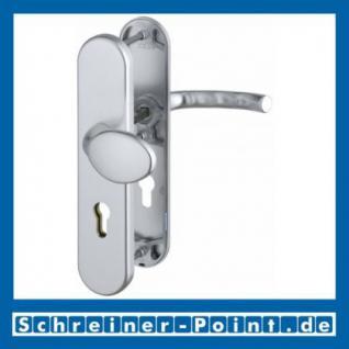 Schutzbeschlag Hoppe Tokyo Aluminium F1 Natur 76G/3331/3440/1710 ES1 (SK2), 3337741, 3337768