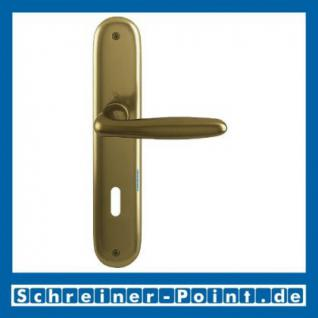 Hoppe Verona Aluminium Langschildgarnitur F4 Bronzefarben 1510/273P, 2962844, 8064131, 2962861, 2962967, 8157257, 2806606