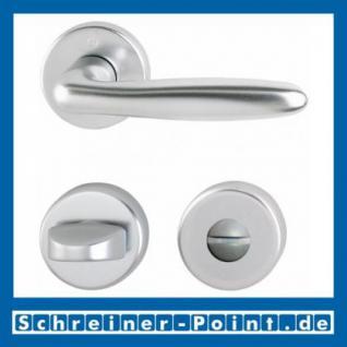 Hoppe Verona Aluminium Rosettengarnitur F1 Natur 1510/42KV/42KVS, 2963046, 6989297, 2902841, 2963062, 6989305, 2801848 - Vorschau 3