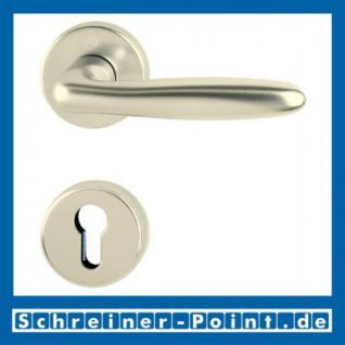 Hoppe Verona Aluminium Rosettengarnitur F2 Neusilber 1510/42KV/42KVS, 2963071, 6989313, 2963097, 2963100, 6995088, 2801856 - Vorschau 2