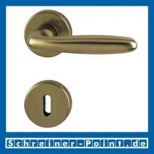 Hoppe Verona Aluminium Rosettengarnitur F4 Bronzefarben 1510/42KV/42KVS, 2963118, 6996524, 2963142, 2963169, 6996540, 2801864