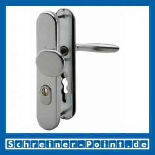 Schutzbeschlag Hoppe Verona Aluminium F9 Stahlfarben 86G/3332ZA/3330/1510 ES1 (SK2), 3284053, 3232974