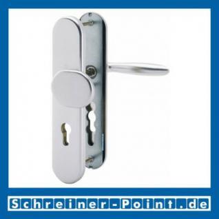 Schutzbeschlag Hoppe Verona Aluminium F1 Natur 86G/3331/3330/1510 ES1 (SK2), 3283632, 3224843, 8002172 - Vorschau 1