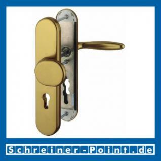 Schutzbeschlag Hoppe Verona Aluminium F4 Bronzefarben 86G/3331/3330/1510 ES1 (SK2), 3283616, 3223541, 8001604