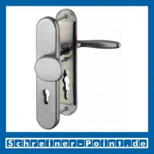Schutzbeschlag Hoppe Verona Aluminium F9 Stahlfarben 86G/3331/3330/1510 ES1 (SK2), 3283860, 3223509