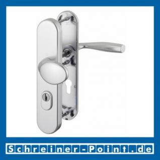 Schutzbeschlag Hoppe Vitoria Aluminium F1 Natur 76G/3332ZA/3440/1515 ES1 (SK2), 3358690, 3233310