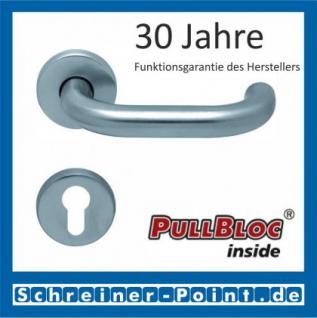 Scoop Ronda PullBloc Rundrosettengarnitur Rosette Edelstahl matt - Vorschau 2