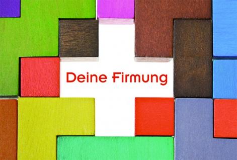 Grußkarte Firmung Deine Firmung Bibelwort (6 Stck) Psalm Numeri Kuvert