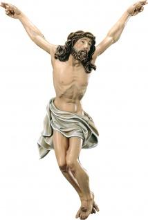 Corpus sterbend Holzfigur geschnitzt Südtirol
