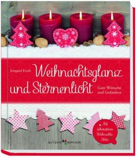 Geschenkbuch Weihnachtsglanz und Sternenlicht