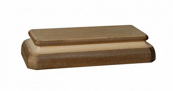 Paarkonsole für 2 Holzfiguren Holz, geschnitzt Südtiroler Schnitzkunst
