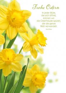 Postkarte Grußkarte Ostern 10 St Adressfeld Heidi Rose Auferstehung Glaube Jesus