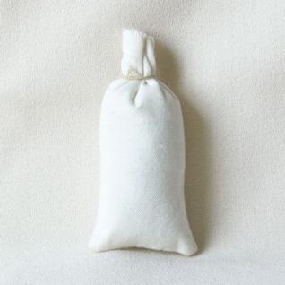 Sack verschlossen handgefertigt 11 cm Zubehör für Weihnachtskrippe