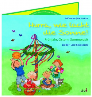 Audio-CD Hurra, wie lacht die Sonne! Christliche Bücher